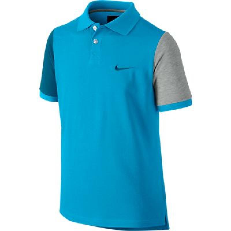 Polo Nike Club Infantil - Boys - Azul 630e5d80c093a