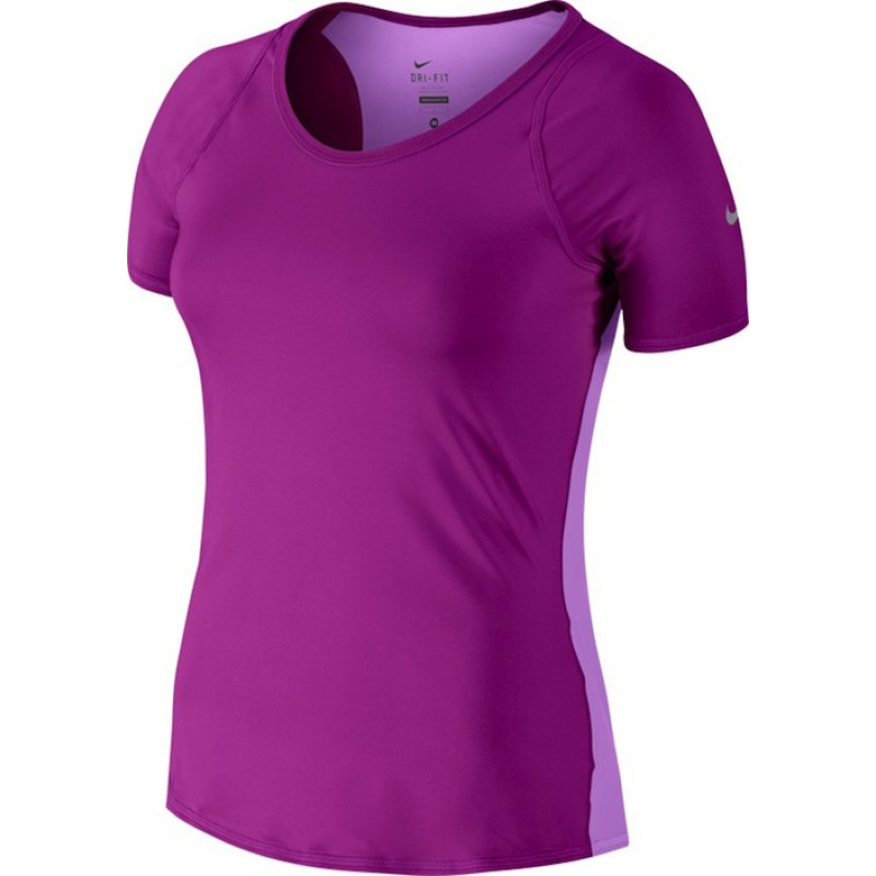 Camiseta Nike Advantage - Lilás - Planeta Tenis 6361e32d315b3