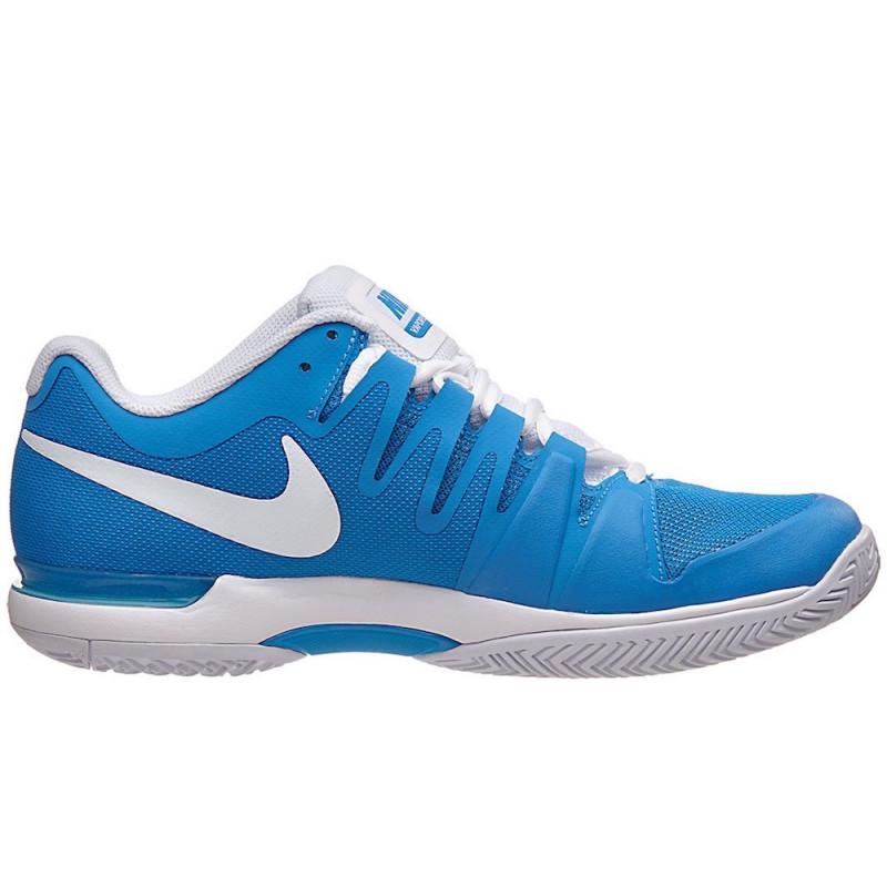 Tênis Nike Zoom Vapor 9.5 Tour - Azul Bco - Planeta Tenis f96baa8fac4b7