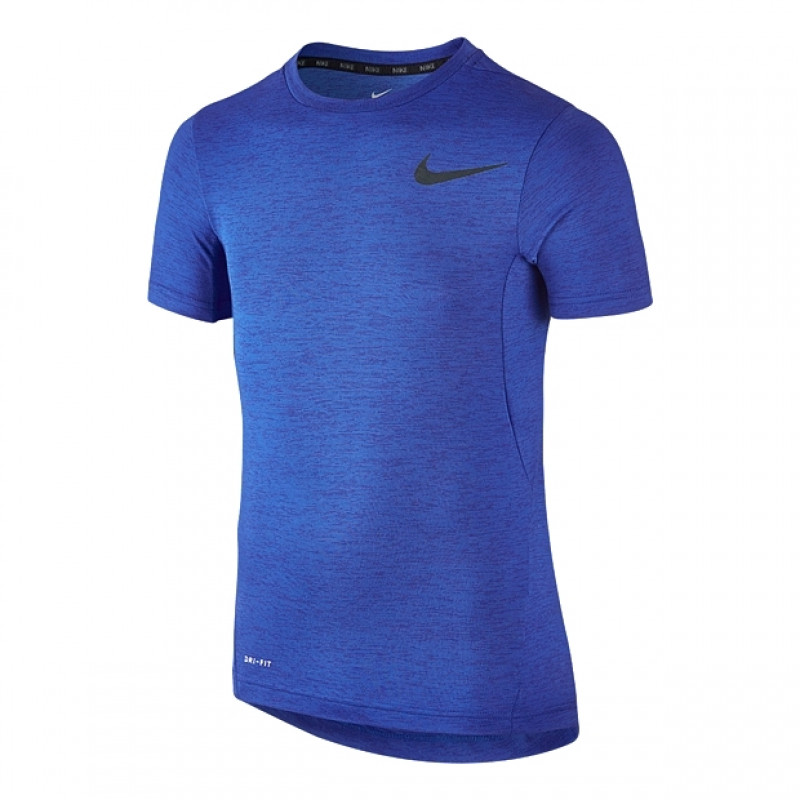 aa43a443df817 Camiseta Nike Dri-Fit Training Top - Azul - Planeta Tenis