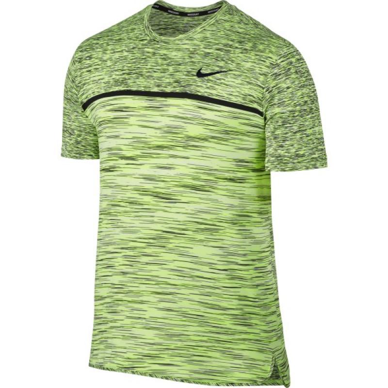 Camiseta Nike NKCT Dry - Dimitrov - Verde - Planeta Tenis b155e4c00a2a6