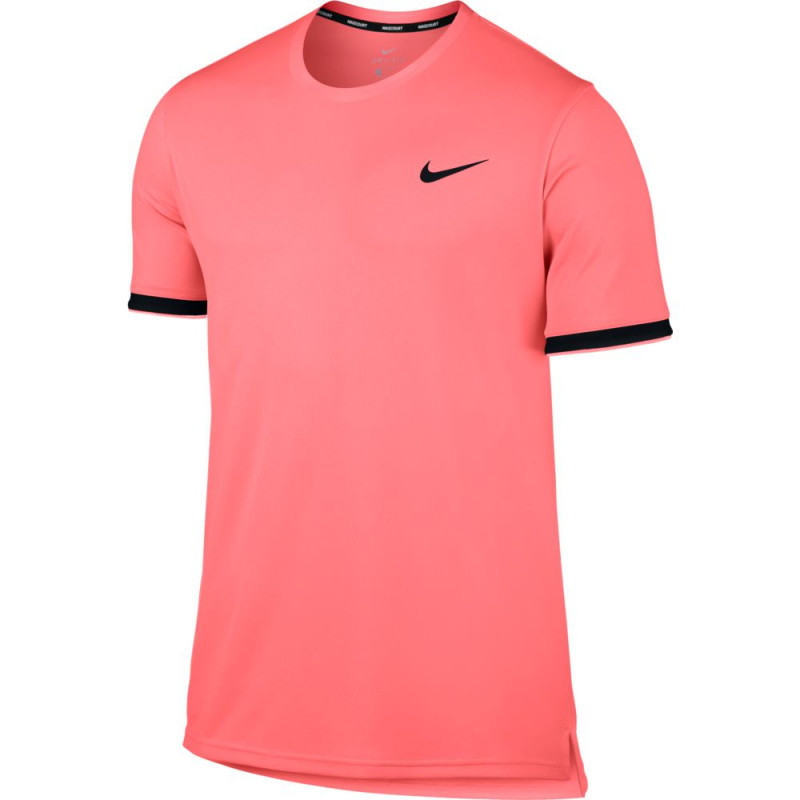 03fff6321fca2 Camiseta Nike NKCT Dry Top Team - Rosa - Planeta Tenis