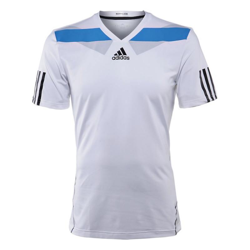 947a07f956930 Camiseta Adidas Barricade Semi Fit