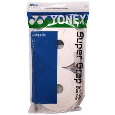 Overgrip Yonex - Branco - 30 Unidades