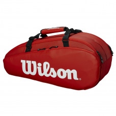 Raqueteira Wilson Tour 2 Comp Small X6