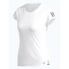 Camiseta Adidas 3 Listras Club Fem