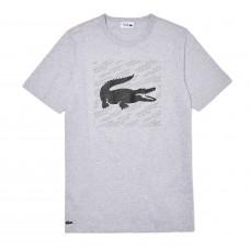 Camiseta Lacoste Sport - Estampa Refletiva