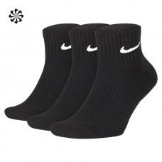 Meia Nike Everyday Cushion Quarter