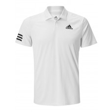 Polo Adidas Club 3 Listras