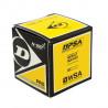 Bola Dunlop Squash Pro - 2 Pontos Amarelos